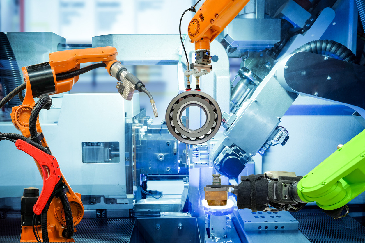 Benefits of SD-WAN for Manufacturing