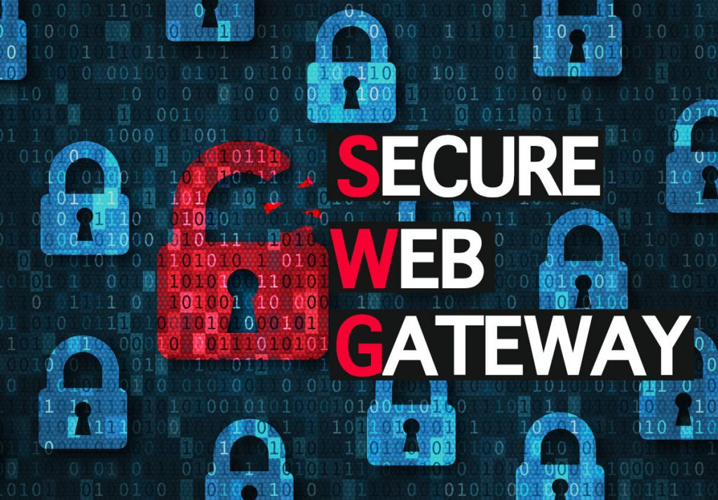 What is Secure Web Gateway SWG