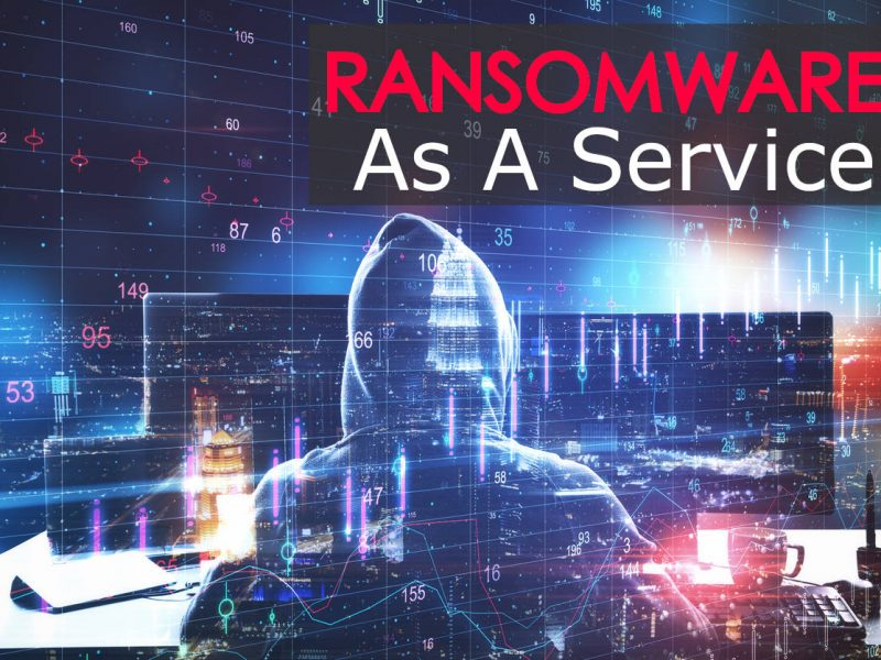 Ransomware as a Service: Beginning of The End?